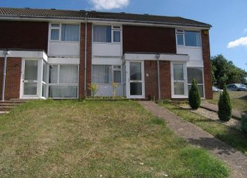 Thumbnail 2 bed terraced house to rent in Burrator Drive, Exeter