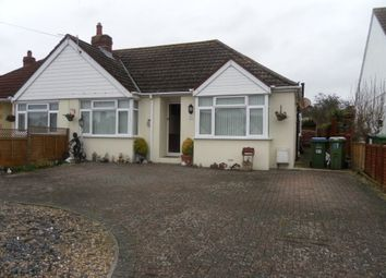 Thumbnail 3 bed semi-detached bungalow for sale in The Crossway, Portchester
