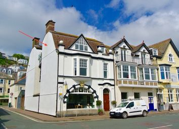Thumbnail 2 bed flat for sale in Seascape, 24A South Embankment, Dartmouth, Devon