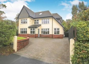 6 bed detached house for sale in Ley Hey Road, Marple, Stockport, Cheshire SK6