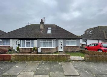 Thumbnail 3 bed bungalow for sale in Eley Crescent, Rottingdean, Brighton, East Sussex