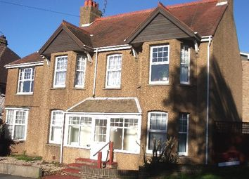 Thumbnail 1 bed flat to rent in Little Common Road, Bexhill On Sea