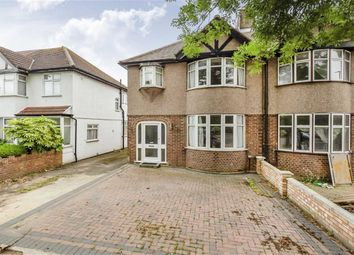 3 bed semi-detached house to rent in Ruislip Road East, London W13