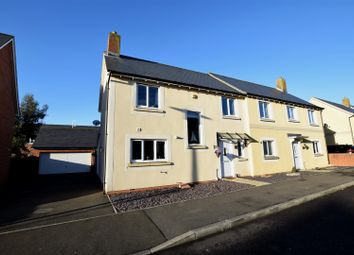 Thumbnail 4 bed semi-detached house for sale in The Finches, Portishead, Bristol