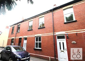 Thumbnail 3 bed terraced house to rent in Boddington Terrace, Caerleon