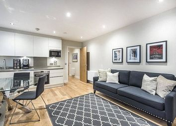 Thumbnail 1 bed flat for sale in Gateway House, Regents Park Road, London