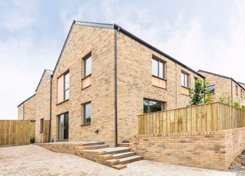 Thumbnail 4 bed detached house for sale in Sladebrook Road, Bath