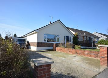 Thumbnail 3 bed detached bungalow for sale in Highmoor Road, Corfe Mullen