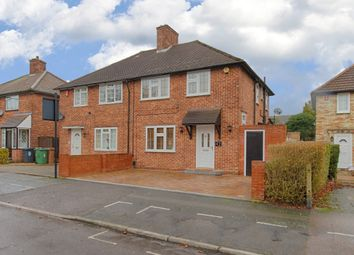 Thumbnail 3 bedroom semi-detached house for sale in Longshaw Road, London