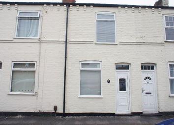 Thumbnail 2 bed terraced house for sale in Lockett Street, Latchford, Warrington