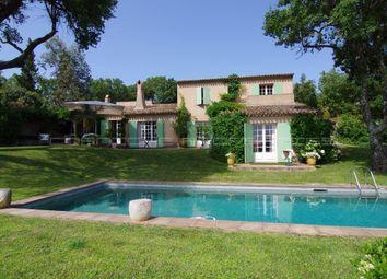 Thumbnail 4 bed villa for sale in Hills Above St Tropez, La Garde-Freinet, Grimaud, Draguignan, Var, Provence-Alpes-Côte D'azur, France