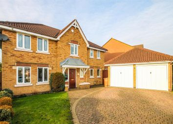 Thumbnail 4 bedroom detached house for sale in Crowberry Close, Clayhanger, Walsall