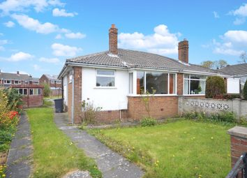 Thumbnail 2 bed semi-detached bungalow for sale in Park Avenue, Clayton West, Huddersfield