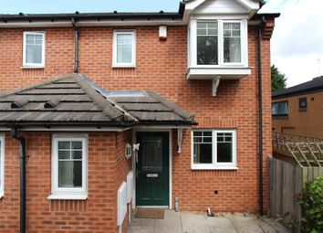 3 bed end terrace house for sale in Hathersage Close, Top Valley NG5
