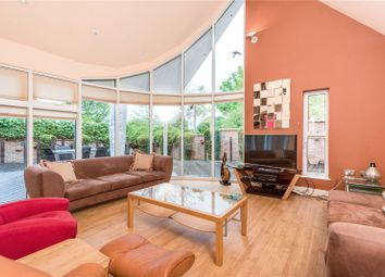 Thumbnail 3 bed detached house for sale in Langley Close, Epsom, Surrey