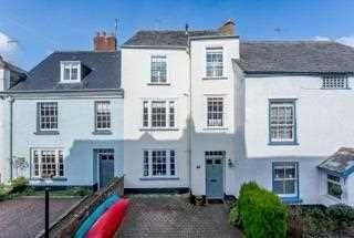 Thumbnail 6 bedroom property for sale in Higher Shapter Street, Topsham, Exeter