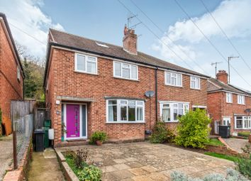 Thumbnail 4 bed semi-detached house to rent in Cherry Garden Road, Eastbourne