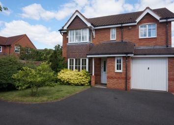Thumbnail 4 bed detached house to rent in Aldermore Drive, Sutton Coldfield