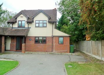 Thumbnail 3 bedroom detached house to rent in Sutton Road, Mansfield