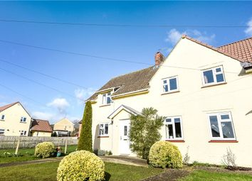 Thumbnail 3 bed semi-detached house for sale in Fairfield, Beaminster, Dorset