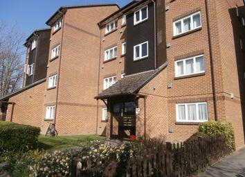 Thumbnail 1 bedroom flat to rent in Saxon Close, Surbiton