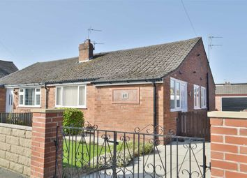 Thumbnail 2 bed semi-detached bungalow for sale in Pembroke Road, Hindley Green, Wigan