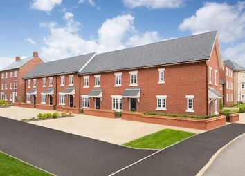 "Thumbnail 2 bed terraced house for sale in ""Amber"" at Southern Cross, Wixams, Bedford"