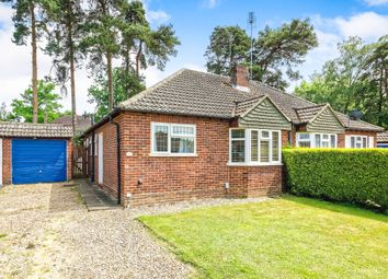 Thumbnail 2 bed bungalow to rent in Kings Keep, Church Crookham, Fleet