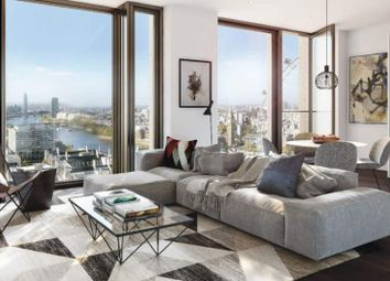 Thumbnail 3 bed flat for sale in 8 Casson Square, Southbank Place, Southwark