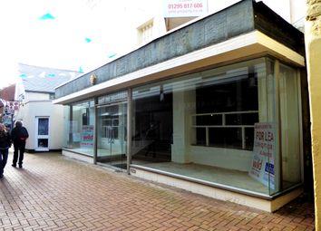 Thumbnail Retail premises to let in 36A Church Lane, Banbury
