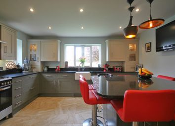 Thumbnail 6 bedroom detached house to rent in Grange Farm Close, Hemington, Derby