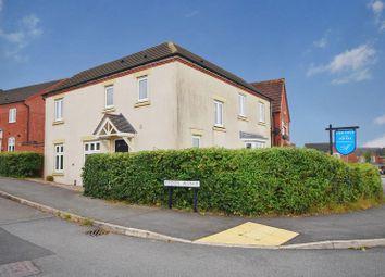Thumbnail 3 bed detached house for sale in Kisdon Avenue, Norton, Stoke-On-Trent