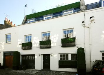 Thumbnail 5 bed terraced house to rent in Lyall Mews, London