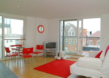Thumbnail 2 bed flat to rent in Dickinson Court, Clerkenwell