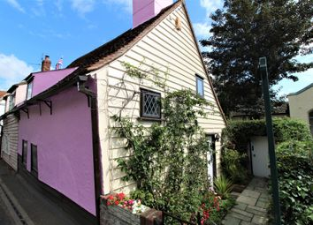 Thumbnail 2 bed cottage for sale in Colchester Road, St. Osyth, Clacton-On-Sea