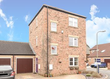 Thumbnail 4 bedroom link-detached house for sale in Chapel Close, Church Fenton, Tadcaster