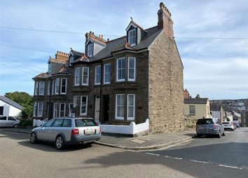 Thumbnail 4 bed end terrace house for sale in Penare Terrace, Penzance