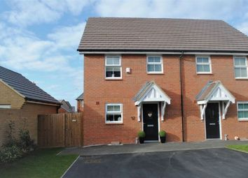 Thumbnail 3 bedroom semi-detached house for sale in Glebe Road, Kingsthorpe, Northampton