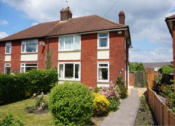 Thumbnail 3 bed semi-detached house for sale in West Parade, Warminster