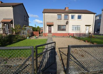 Thumbnail 3 bed semi-detached house for sale in Marchdyke Crescent, Kilmarnock