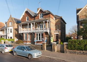 Thumbnail 2 bed flat to rent in Roxburgh Road, Westgate-On-Sea