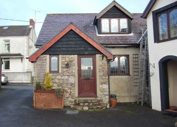 Thumbnail 2 bed end terrace house to rent in Alstred Street, Kidwelly