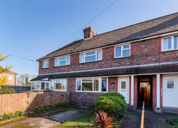 Thumbnail 3 bed terraced house for sale in Battle Road, Hailsham