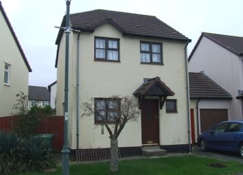 Thumbnail 3 bed detached house to rent in Wester-Moor Way, Roundswell, Barnstaple