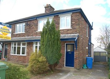 Thumbnail 3 bed property to rent in Carleton Road, Chorley