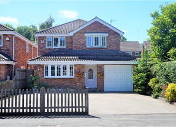 Thumbnail 4 bed detached house for sale in Norheads Lane, Biggin Hill, Westerham