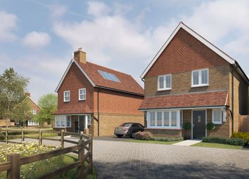Thumbnail 4 bed detached house for sale in Reigate Road, Horley