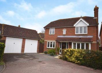 Thumbnail 4 bed detached house for sale in Millers Close, Bishops Stortford