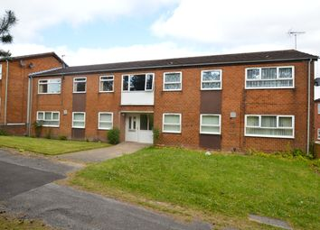 Thumbnail 2 bed flat for sale in Kedleston Walk, Mansfield