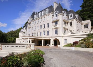 Thumbnail 3 bed flat to rent in Chateau Des Roches, Mont Gras D'eau, St Brelade